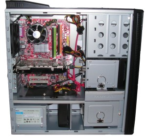 Custom Computer Building
